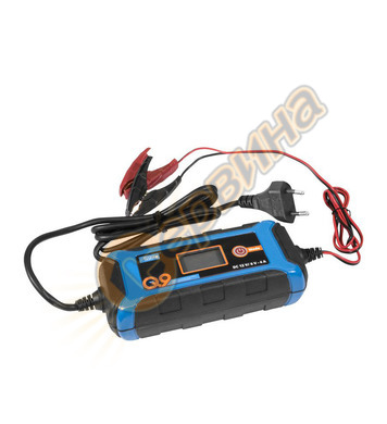Зарядно за акумулаторни батерии GAB 6V/12V 4А 85141 15-80Ah