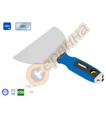 Шпакла за фуги заоблена Inox Ausonia AU54136 - 125 мм