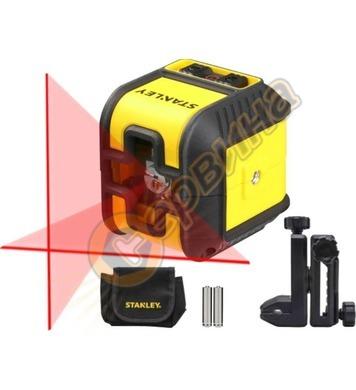 Лазерен нивелир Stanley STHT77498-1 - 12м