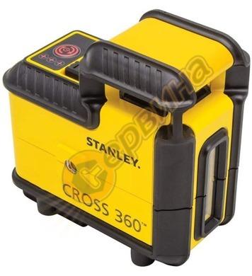 Лазерен нивелир Stanley STHT77504-1 - 20м