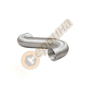 Гъвкава неръждаема тръба - въздуховод Thermolux ф100-230мм 4