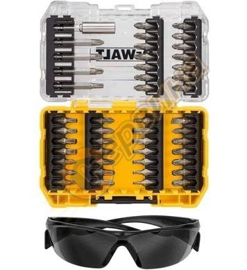 Комплект накрайници и магнитен адаптор DeWalt DT70703 - 47ча