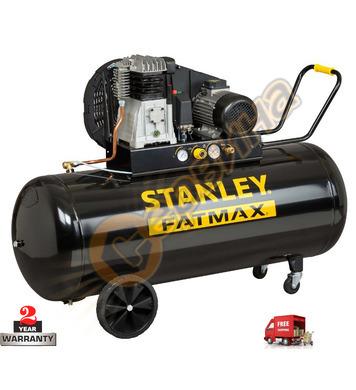 Маслен компресор Stanley B480-10-200T - 200л/10бара