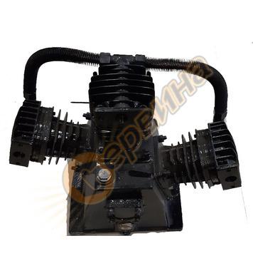Глава за компресор с 3 цилиндъра Herkules 9415972 - 600л/мин