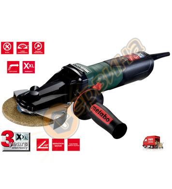 Ъглошлайф Metabo WEVF 10-125 Quick Inox 613080000 - 1000W