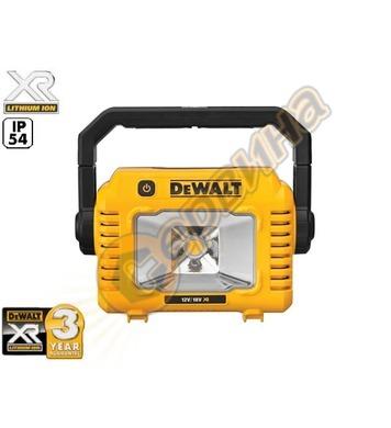 Акумулаторен фенер - работна лампа Dewalt DCL077-XJ 12V/18V