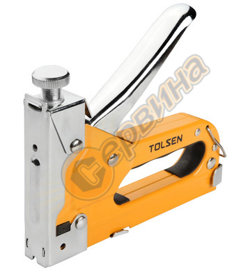 Ръчен такер Tolsen 43021 - комбиниран 3 в 1