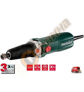 Прав шлайф Metabo GE 710 PLUS 600616000 - 710W