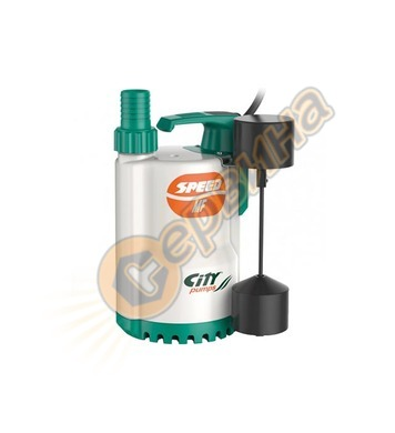 Потопяема дренажна помпа City Pumps SPEED 70M MF 48TIP13A1SJ