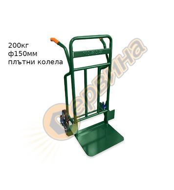 Транспортна количка Yaparlar 42670 - ф150мм 200кг