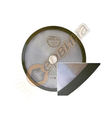 Диамантен диск Siri SPS-200 200x1.0x25.4мм - полускъпоценни