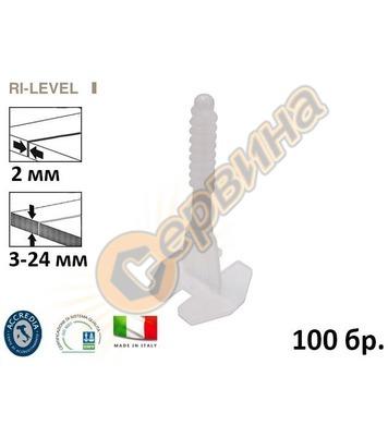 Основа-подложка за система за изравняване на плочки подови н