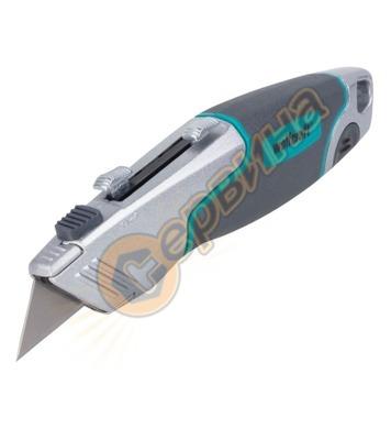Макетен нож с трапецовидно острие Wolfcraft 4200000