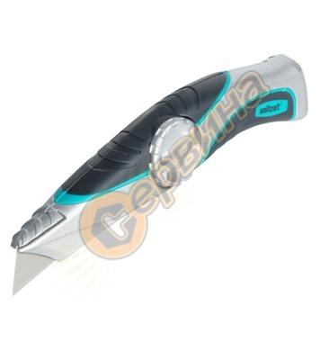 Макетен нож с трапецовидно острие Wolfcraft 4089000