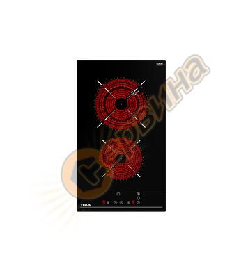 Стъклокерамичен плот TZC 32320 с 2 готварски зони 112540002