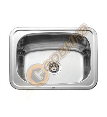Иноксова мивка за вграждане Teka EBRO 1C 40150050