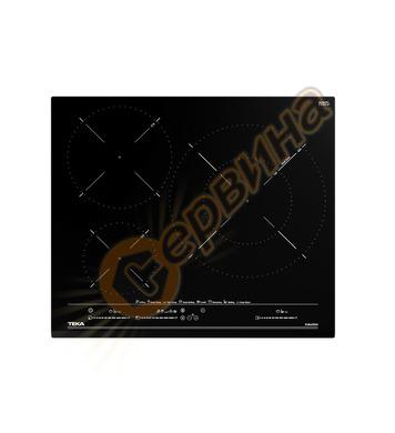 Индукционен плот  Teka IZC 63630 ЧЕРЕН MASTERSENSE 112500017