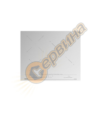 Индукционен плот Teka IZC 63630 БЯЛ MASTERSENSE -  112500018