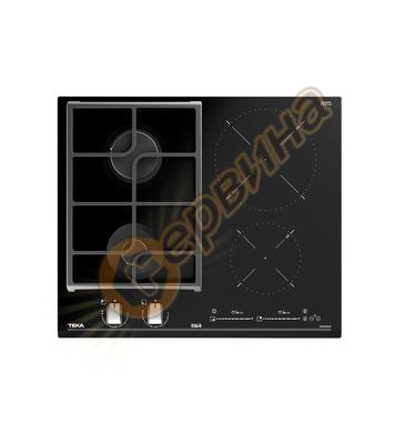 Комбиниран стъклокерамичен плот Teka JZC 64322   газ + индук