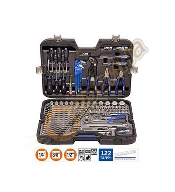 Комплект професионални инструменти Projahn 39048201 - 122 ча