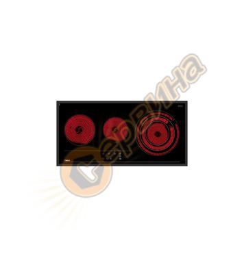 Стъклокерамичен плот Teka TRC 83631 - с 3 готварски зони  11
