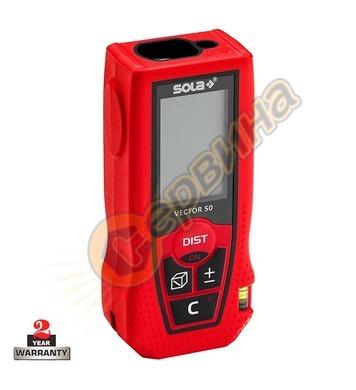 Противоударна лазерна ролетка Sola Vector 50 71024101 - 50м
