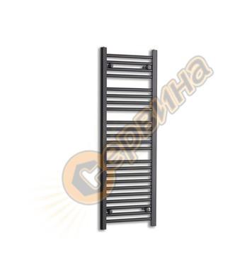 Алуминиева лира Thermolux 5916490 - 400/900мм черна
