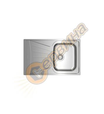 Иноксова мивка за вграждане Teka STARBRIGHT 45 E-XP 1B 1D ГЛ