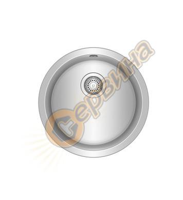 Иноксова мивка за вграждане Teka STARBRIGHT 45 E-XN 1B RND 1