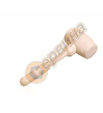 Гумен чук с ергономична дръжка Battipav 153 - 1.0 кг