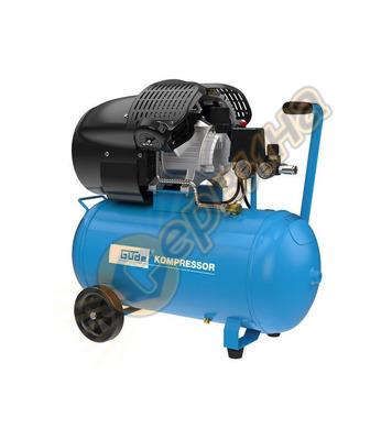 Компресор 50л маслен GUDE 50131 2,2 kW