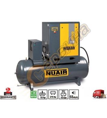 Винтов трифазен компресор Fini Nuair Sirio 8-10-270 ES V91KH