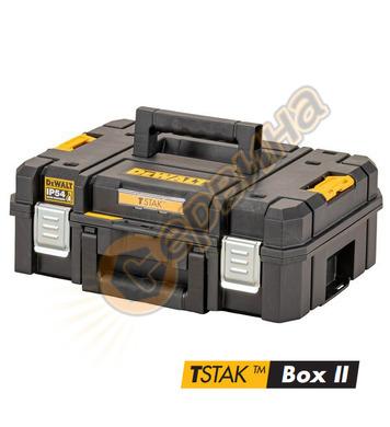 Куфар за инструменти с дунапренена подложка DeWalt Shallow T