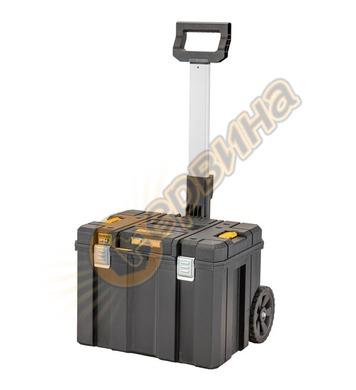 Куфар за инструменти с колела DeWalt Tstak DWST83347-1