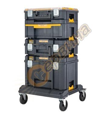 Количка за транспортиране с куфари DeWalt Tower and Cart Set