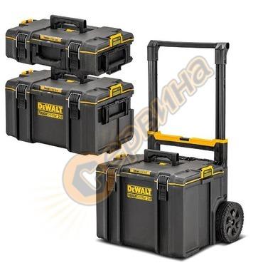 Комплект куфари за инструменти DeWalt Toughsystem 3 in 1 DWS