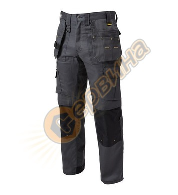 Работен летен панталон DeWalt Pro Trandesman Work Grey DWC26