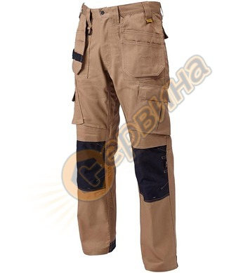 Работен летен панталон DeWalt Trandesman DWC26-006-3431 - XL