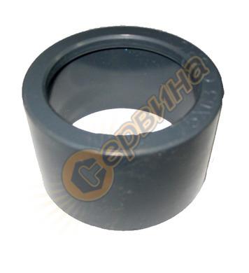 Редукция-муфа PVC дебелостенно 0160744 - ф50х40мм