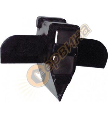 Кръстат клин за цепене на дърва Hecht 681 BG39607