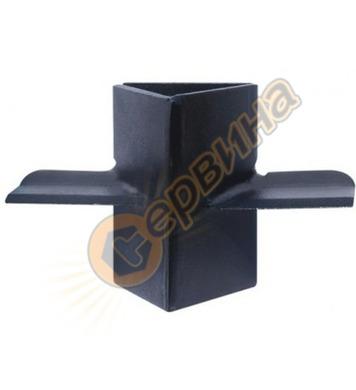 Кръстат клин за цепене на дърва Hecht 671 BG38726