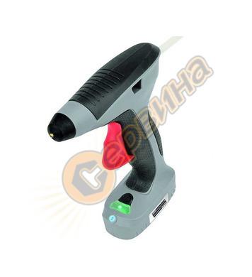 Пистолет за горещо слепване Акумулаторен 3.6 V Li-Ion  Manne