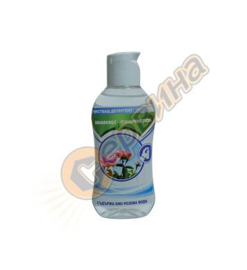 Дезинфектант течен с розова вода 75% етанол 100мл 43535