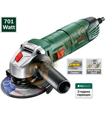 Ъглошлайф Bosch PWS 700-115 06033A2020 - 701W