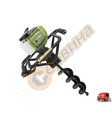 Моторен свредел Procraft GD62 - 1.85kW/2.5hp