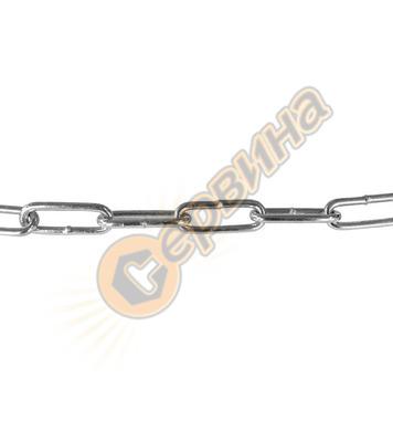 Верига с удължено звено Premium - 30метра DIN763 36234