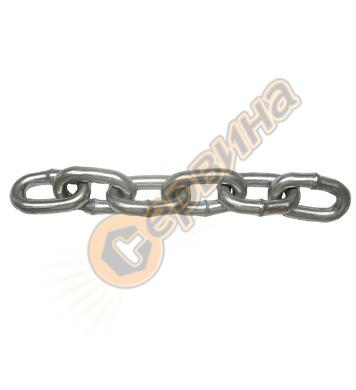 Верига стоманена 3-10мм 30м DIN766 Premium 11579 - в чувал