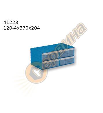 Касета за насипни стоки стоки120-4х370х204х160ММ MMS 41223 -