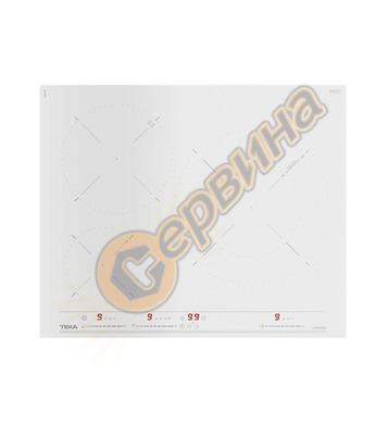 Индукционен плот Teka IZ 6320  - с 3 готварски зони, iCookin