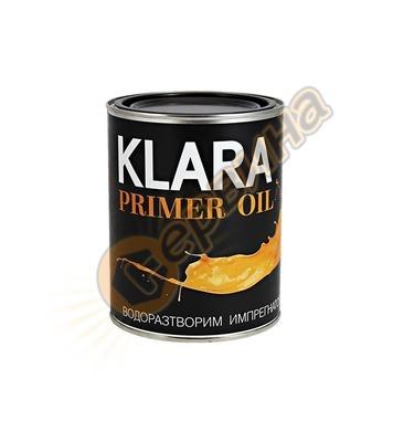 Алкиден импрегнант за дърво KLARA Primer Oil 1л - 3800207292